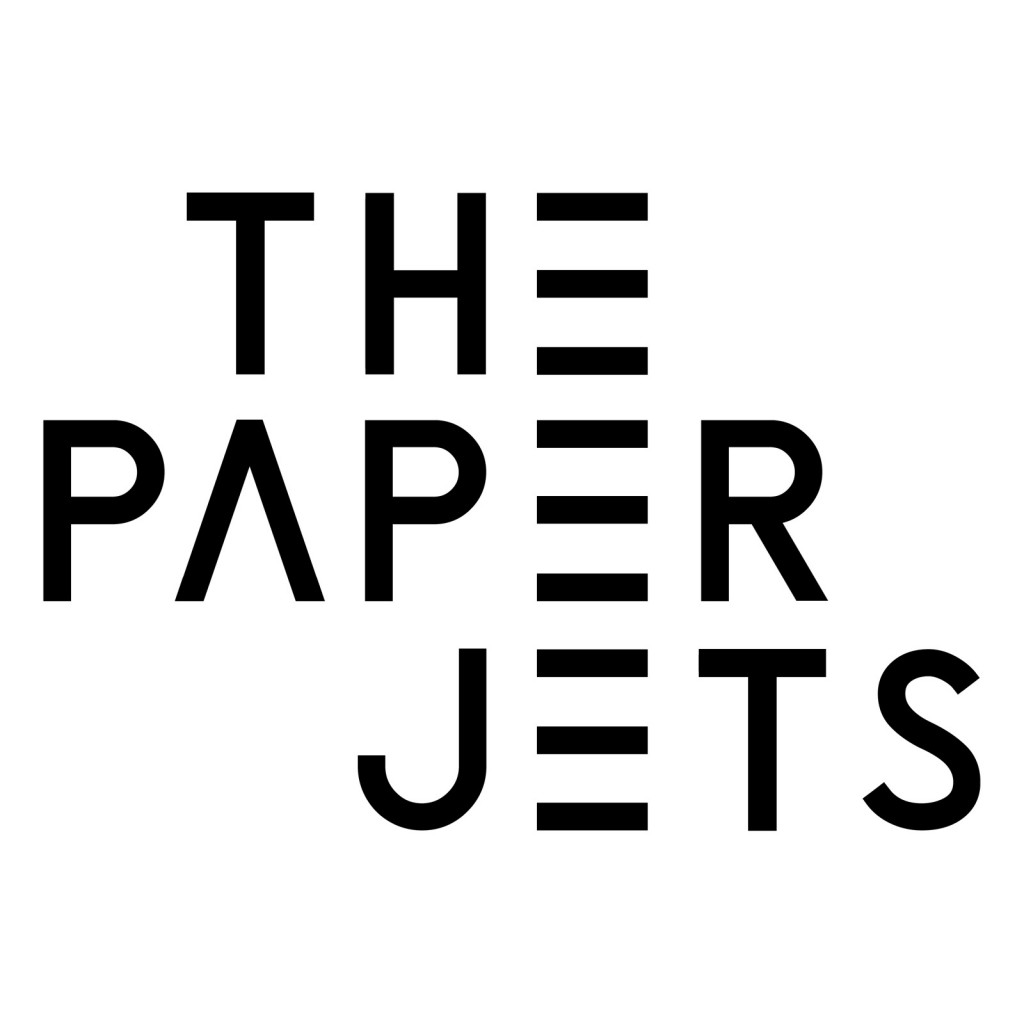 The Paper Jets Logo
