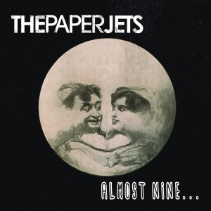 The Paper Jets - Almost Nine EP Art
